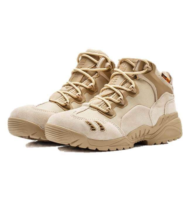 Low Desert Storm Tactical Military Boots mens shoes VidaDeCalle