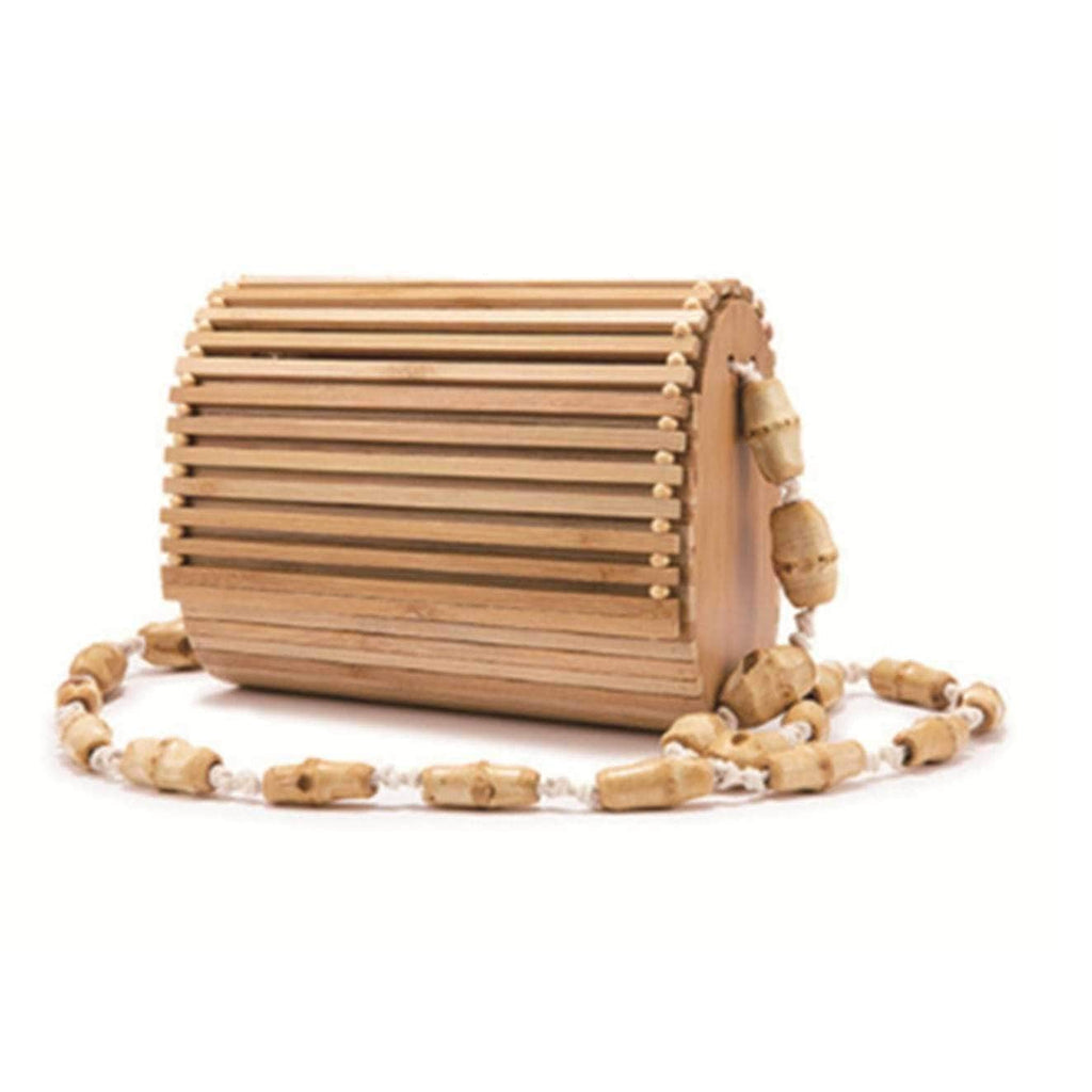 Mail Box Bamboo Bag women bag VidaDeCalle
