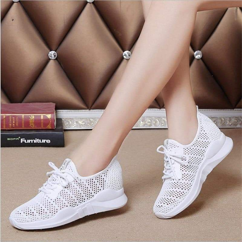 Ladies Solar Boost Air Mesh Shoes  VidaDeCalle