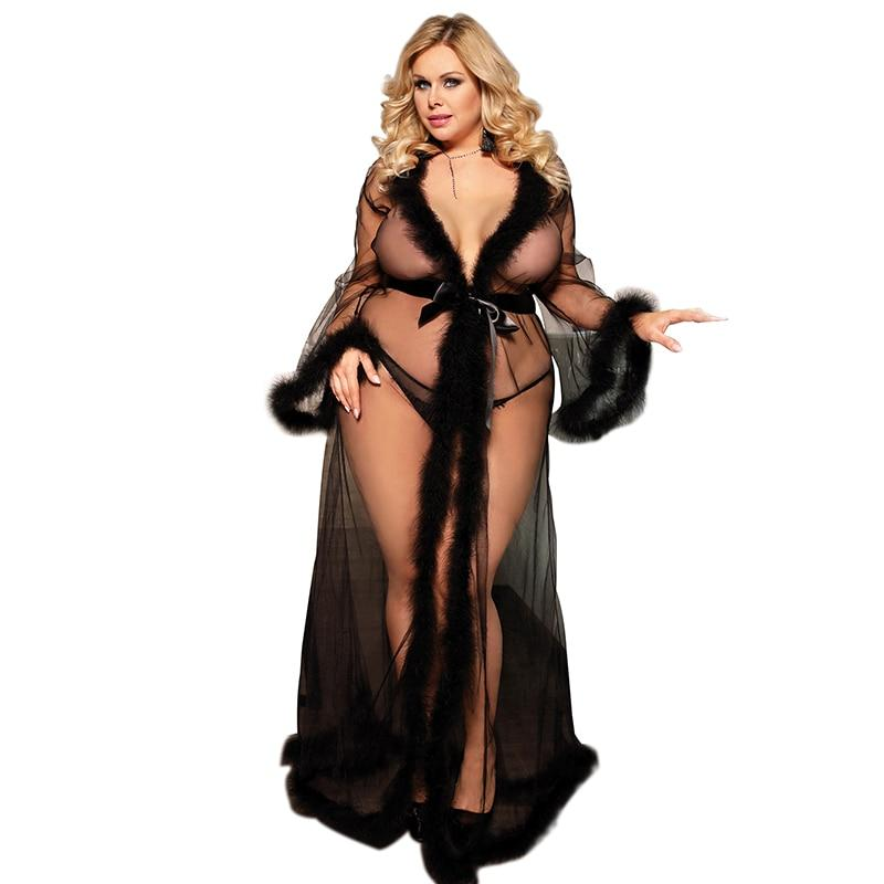 Babydolls Sexy Transparent Nachtwäsche Set Damen Dessous VidaDeCalle