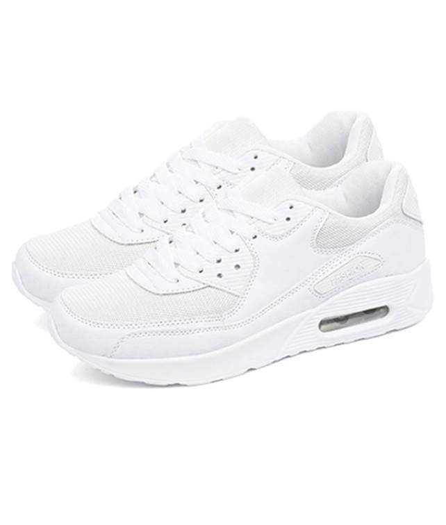 Blanc Air Reserves V3 Sneakers femme chaussure VidaDeCalle