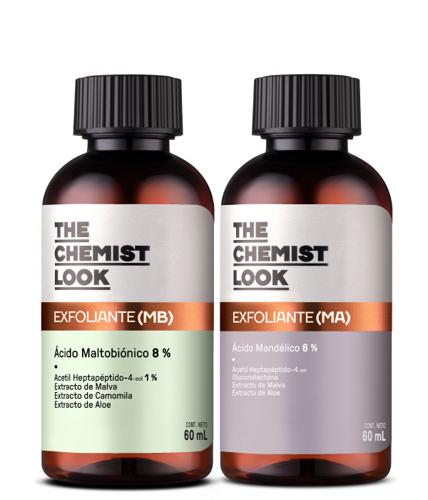 KIT MB + MA-POROS DILATADOS Y PUNTOS NEGROS-The Chemist Look