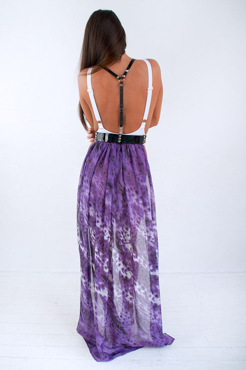 Cassandra Harness Skirt - LIMITED ADDITION