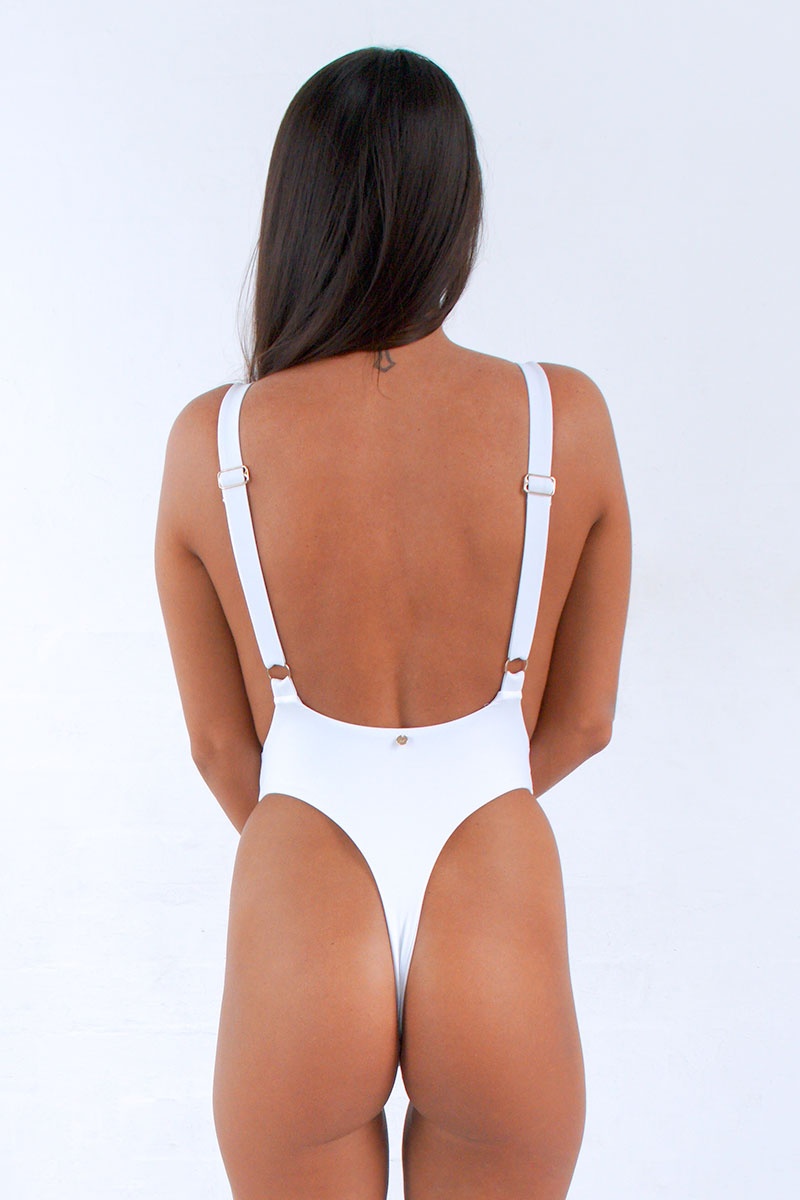Jude One Piece - Watermark Swimwear