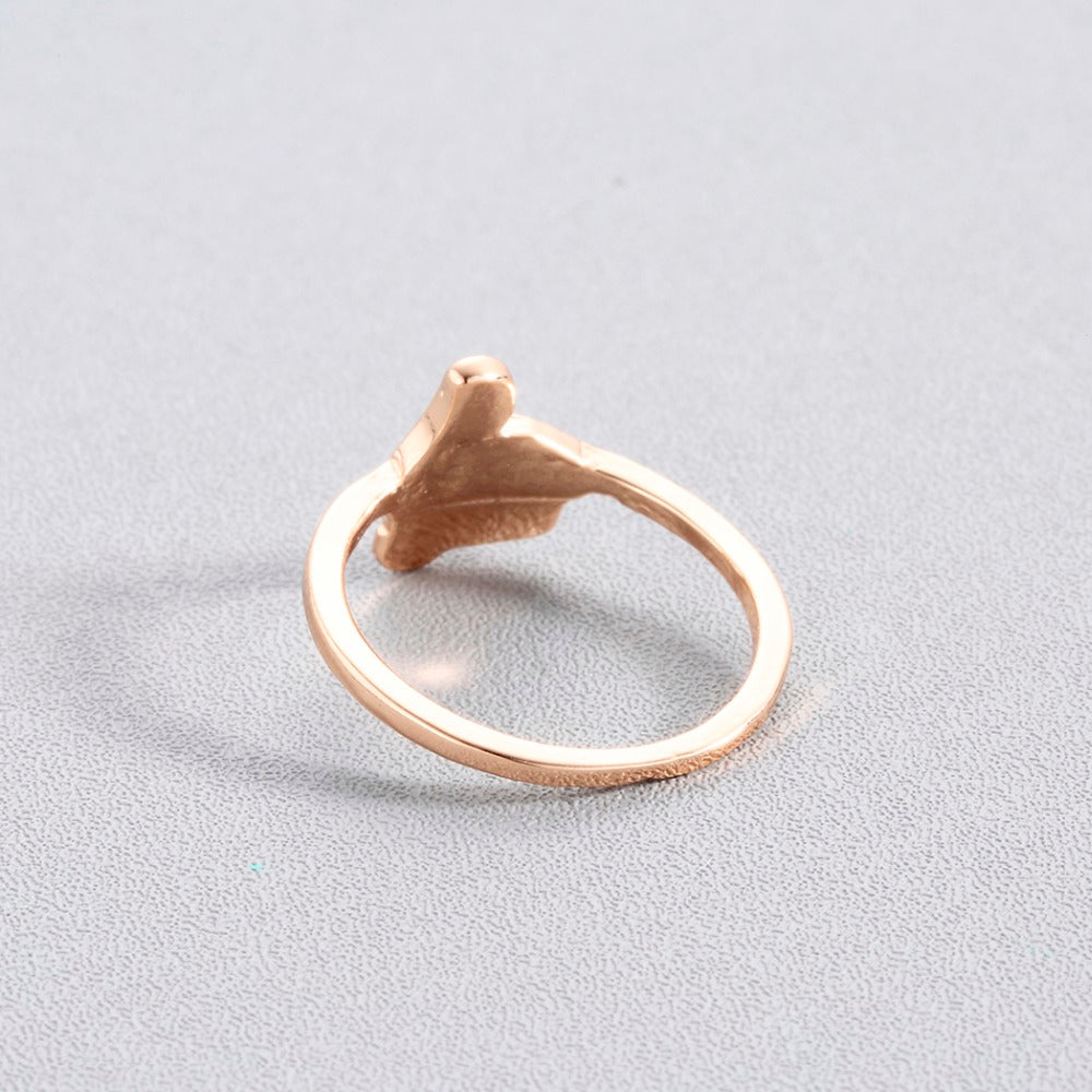 "QIMING Thumbs Up Creative Rings Ladies Women Gesture Hand ""Good "" Gold Silver Wholesale Jewelry Gift Ring Female Bague"