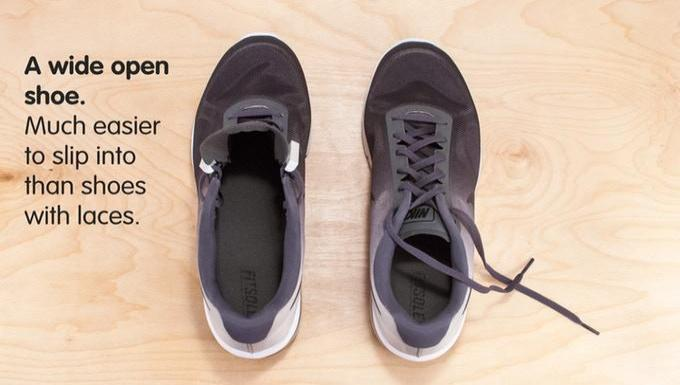 Magnetic Shoelace Closures