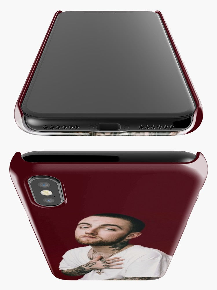 "Mac Miller ""In Your Heart"" iPhone Case"