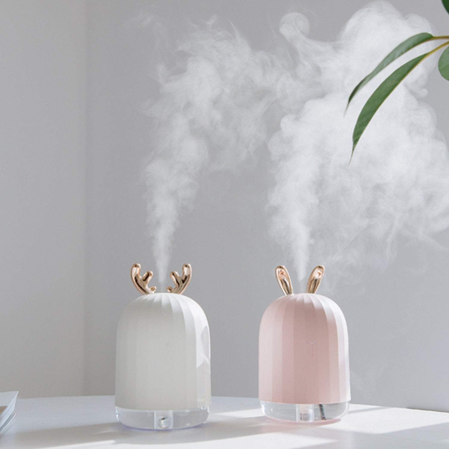 Ultrasonic LED Air Humidifier