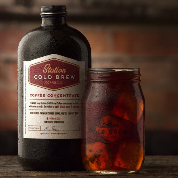 Cold Brew Is The Cool New Brew