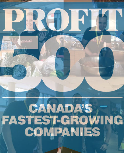 500 Days Of Growth: What The Profit 500 Achievement Means To Our Team