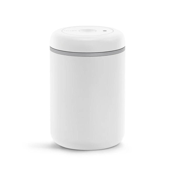 Fellow Atmos Vacuum Canister Matte White (1.2L)
