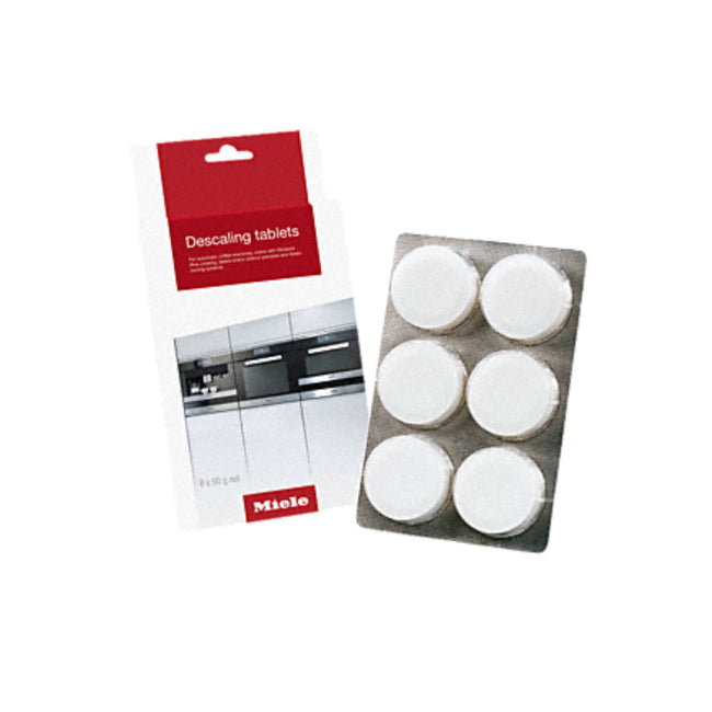 Miele Descaling Tablets (6 Pack)