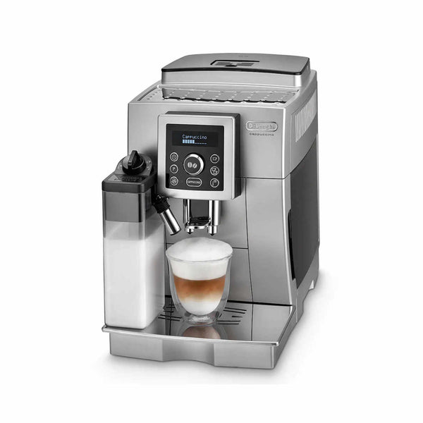 DeLonghi Magnifica Digital Super Automatic Coffee Machine with LatteCrema System ECAM23460S - REFURBISHED
