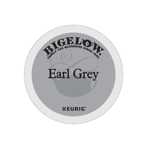Bigelow Tea Earl Grey K-Cup® Recyclable Pods (Box of 24)