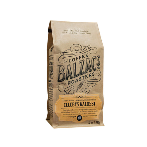 Balzac's Celebs Kalossi Whole Bean Coffee
