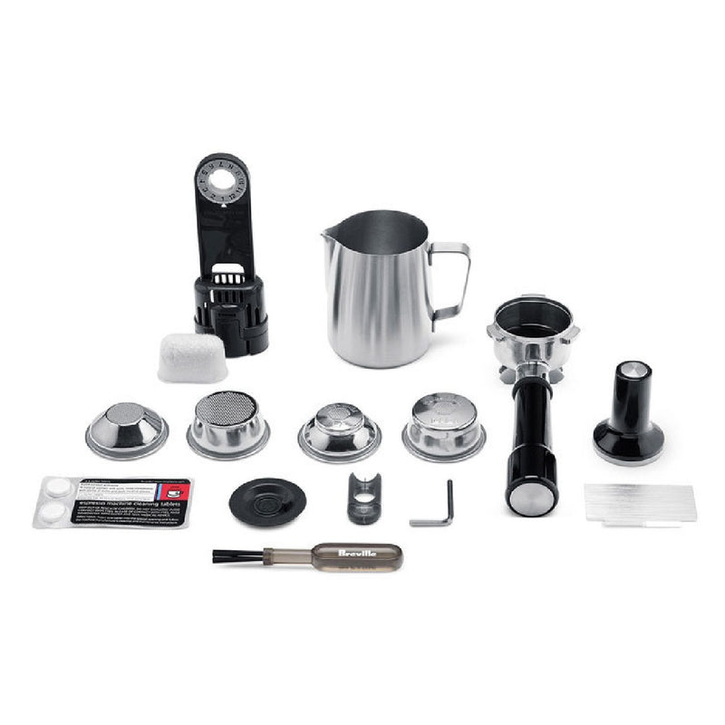 Breville The Barista Express™ Espresso Machine BES870BSS Accessories