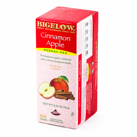 Bigelow Cinnamon Apple Tea Bags