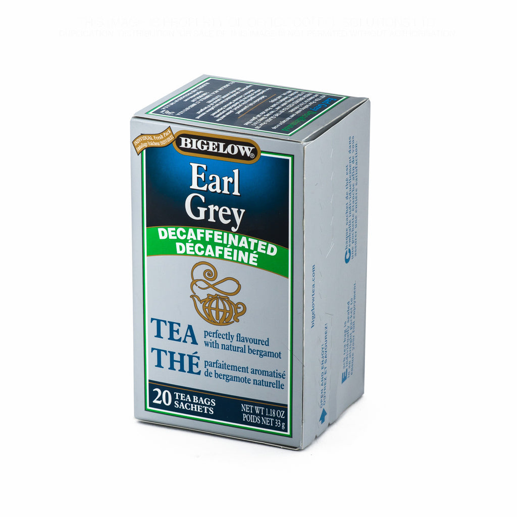 Bigelow Decaf Earl Grey Tea Bags