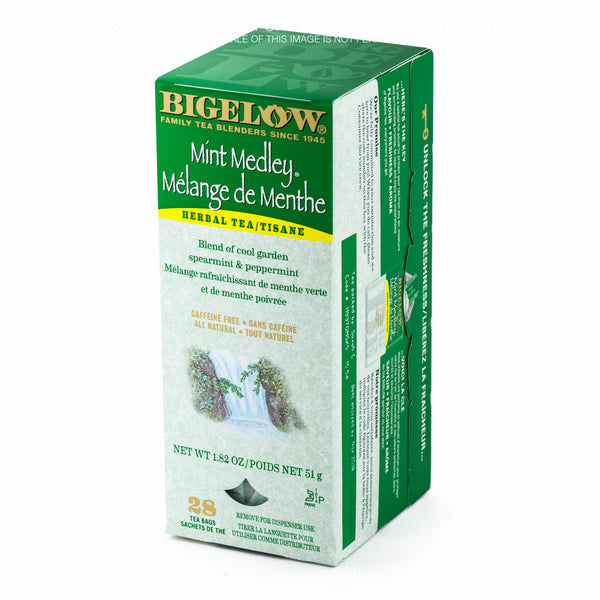 Bigelow Mint Medley Tea Bags