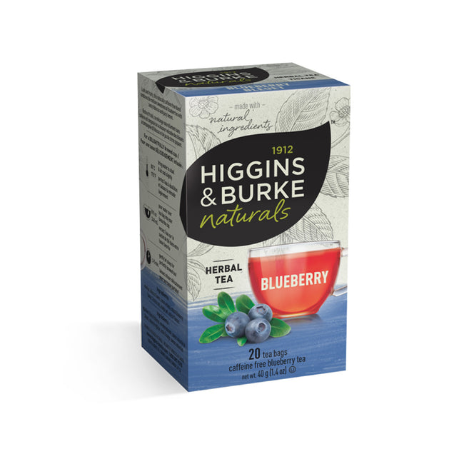 Higgins & Burke Blueberry Tea Bags