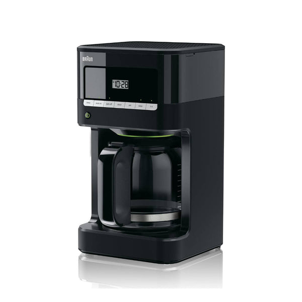 Braun BrewSense 12-Cup Digital Drip Coffee Maker (KF7000BK / Black)