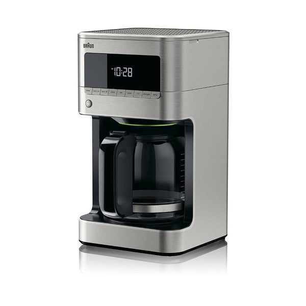Braun BrewSense 12-Cup Digital Drip Coffee Maker (KF7170SI / Stainless Steel)