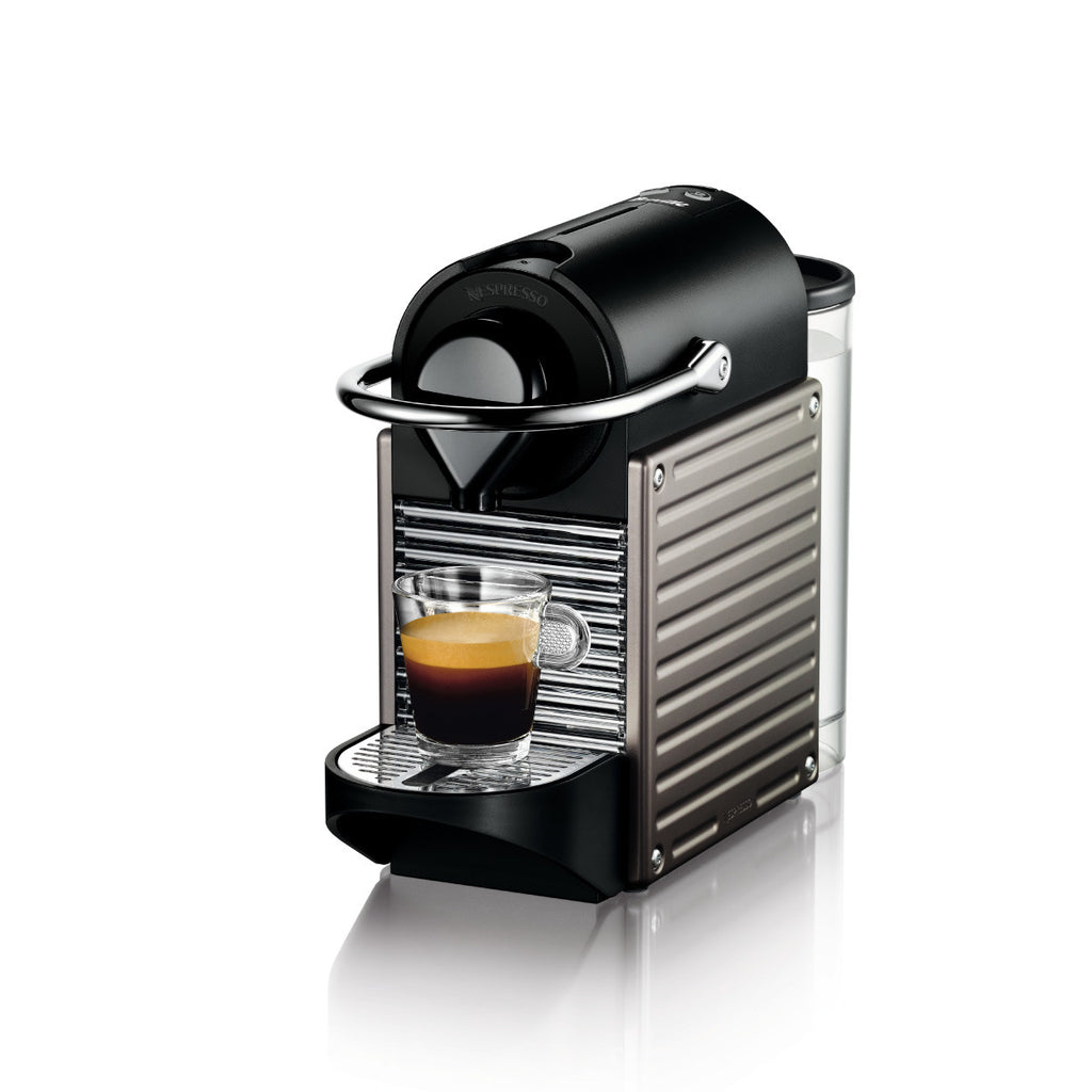 Nespresso by Breville Pixie Brewer Titan