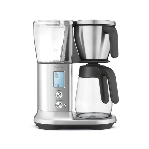 Breville Precision Brewer® Glass Drip Coffee Maker BDC400BSS