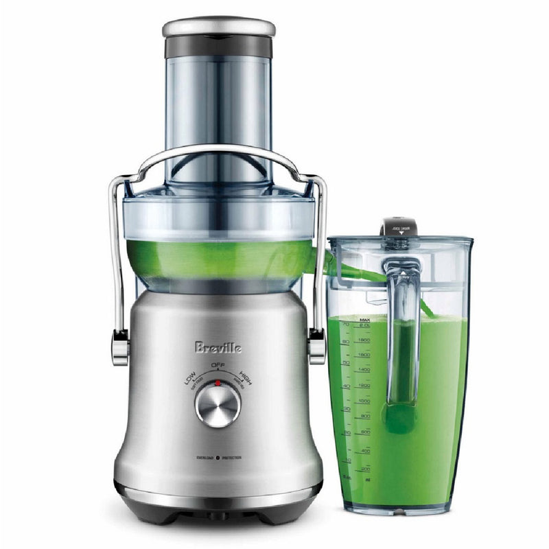 Breville The Juice Fountain™ Cold Plus Electric Juicer BJE530BSS