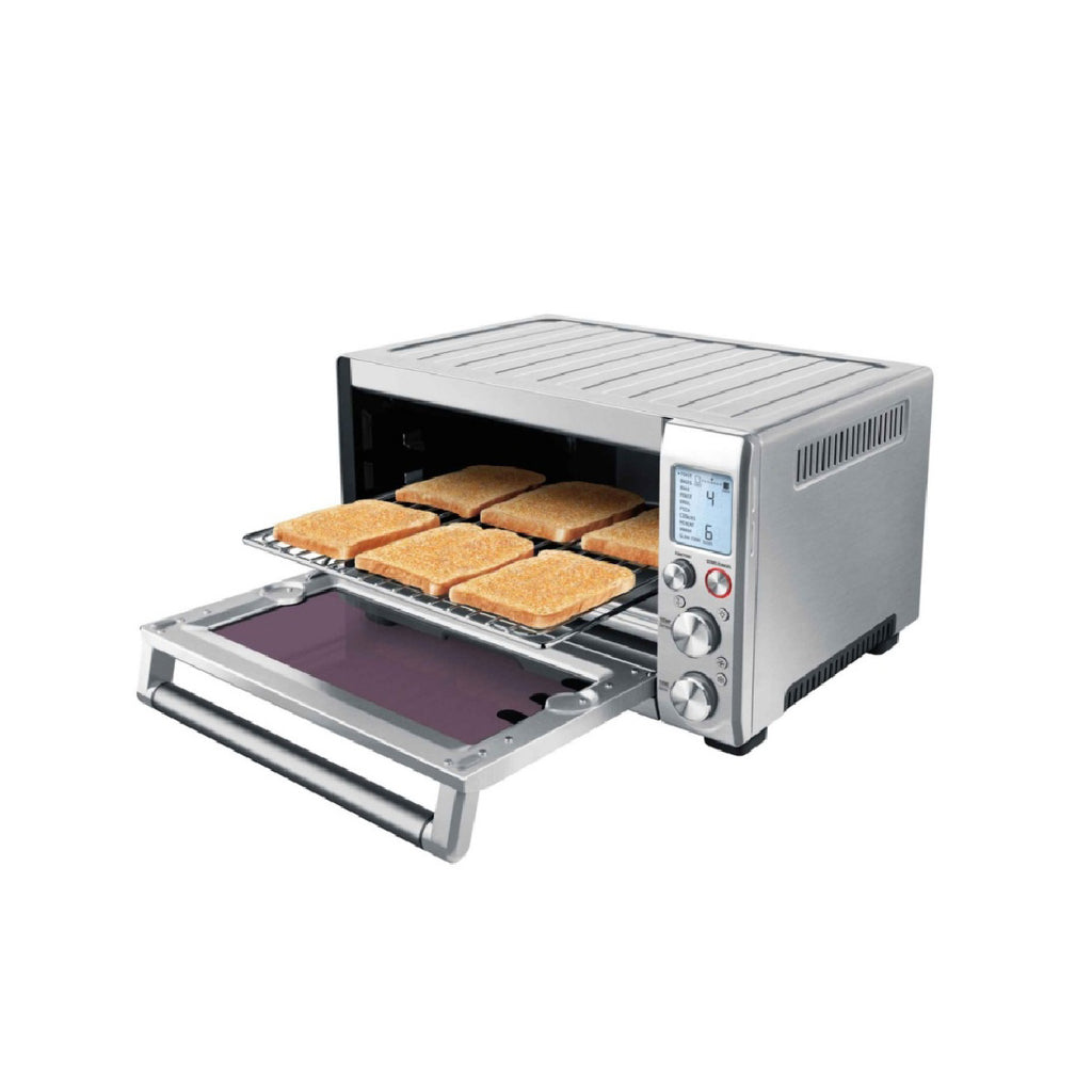 Breville Smart Oven Pro Convection Toaster Bov845bss