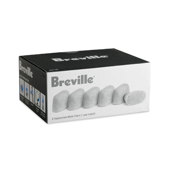 Breville Replacement Water Filters BWF100 (6 Pack)