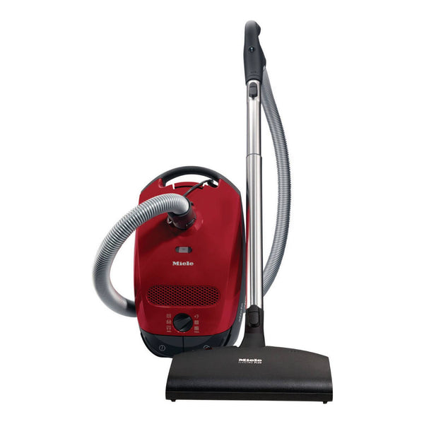 Miele Classic C1 Cat & Dog Canister Vacuum Cleaner (Mango Red)