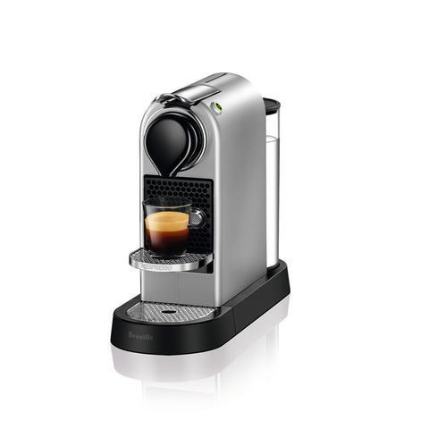 * OFFER * Nespresso by Breville Citiz Brewer Silver