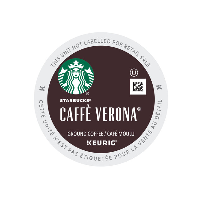 Starbucks Caffé Verona K-Cup® Pods (Case of 96)