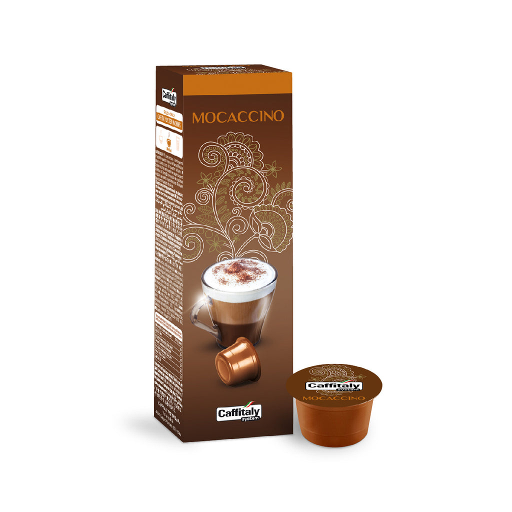 Caffitaly Mocaccino Capsules