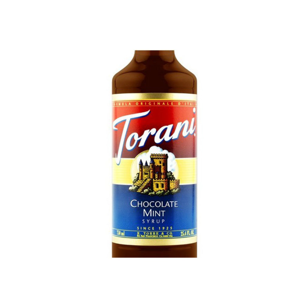 Torani Syrup Chocolate Mint