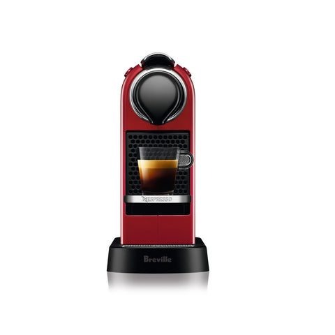 * OFFER * Nespresso by Breville Citiz Brewer Red
