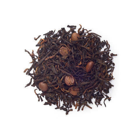 DAVIDsTEA Coffee Pu'erh Loose Leaf Tea