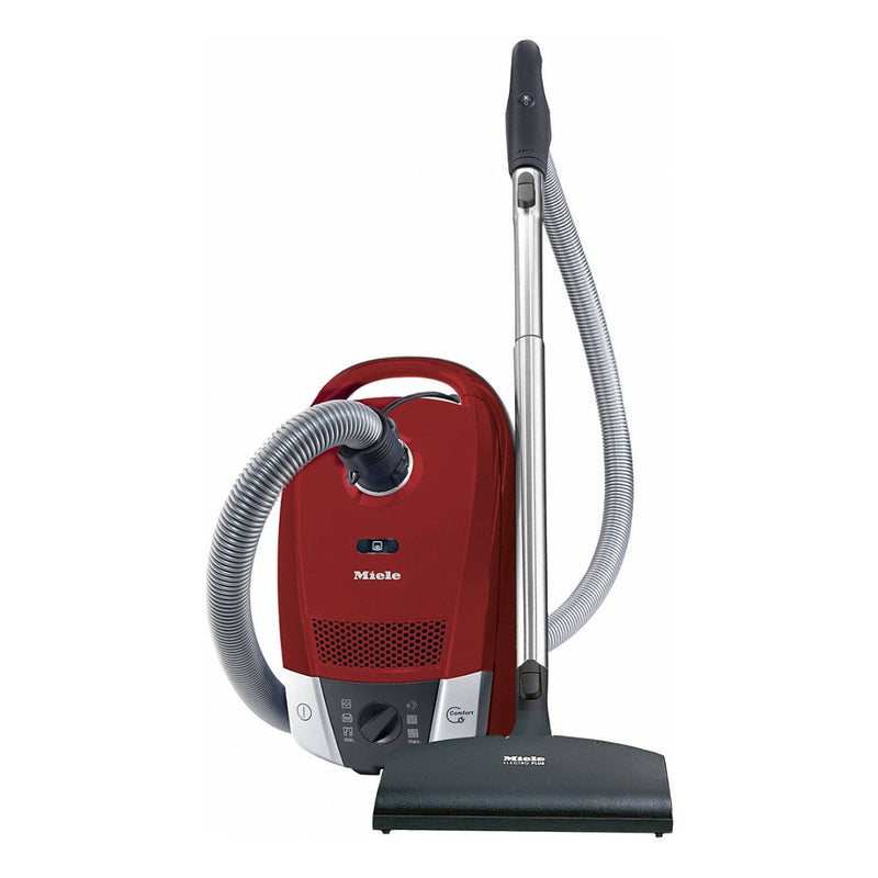 Miele Compact C2 Cat & Dog Canister Vacuum Cleaner (Mango Red)
