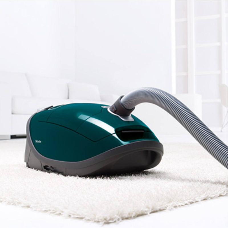 Miele Complete C3 PowerPlus Canister Vacuum Cleaner (Racing Green)