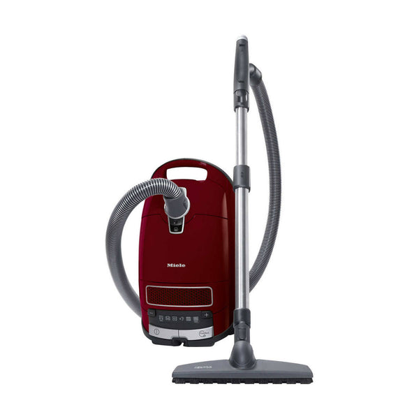 Miele Complete C3 Tayberry Canister Vacuum Cleaner (Tayberry Red)