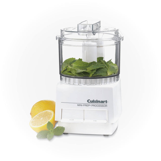 Cuisinart® Mini-Prep Food Processor DLC-1C (White)