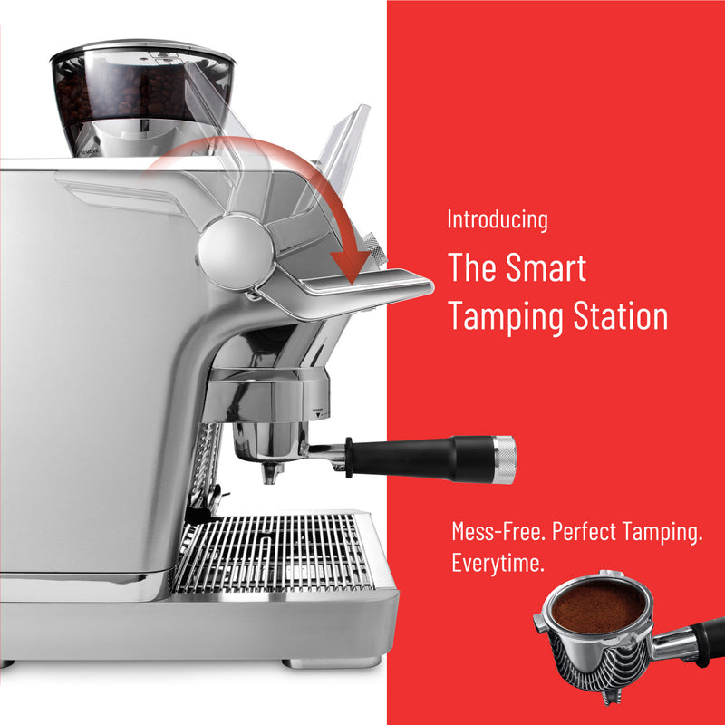 DeLonghi La Specialista Espresso Machine EC9335M Smart Tamping Station