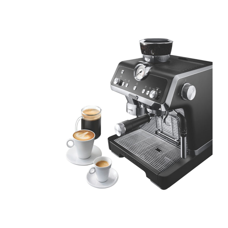 DeLonghi La Specialista Semi-Automatic Espresso Machine EC9335BK (Black)