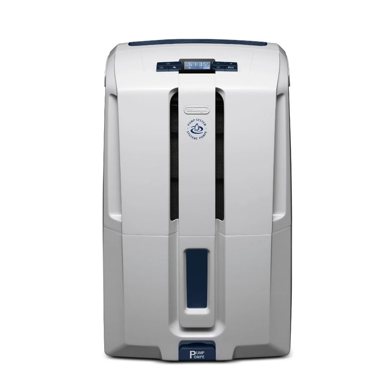 DeLonghi 45 Pint Energy Star Dehumidifier for Up To 500 sqft. (DDX45E)