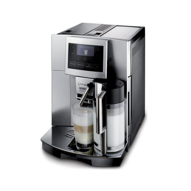 DeLonghi Perfecta Super Automatic Espresso & Cappuccino Machine ESAM5600SL - REFURBISHED