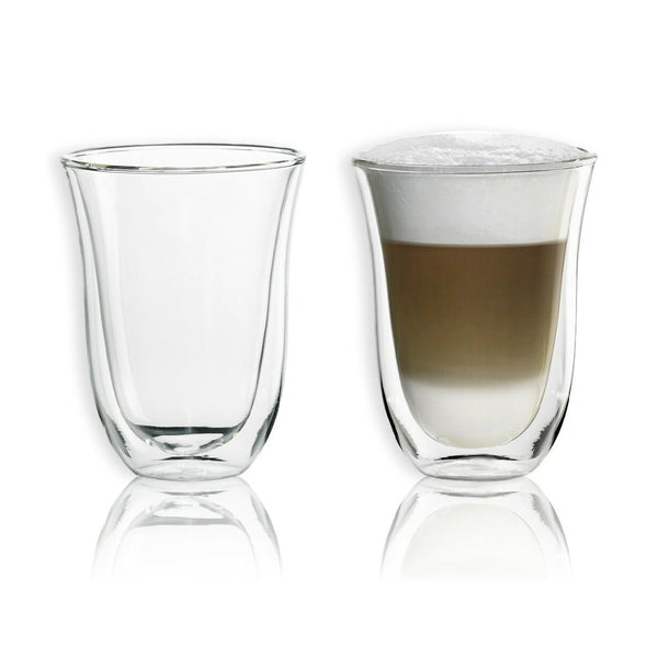 Copy of DeLonghi Double Walled Latte Macchiato Glasses (Set of 2)