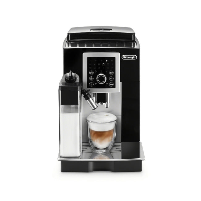 DeLonghi MAGNIFICA Smart Cappuccino Super Automatic with LatteCrema System ECAM23260SB