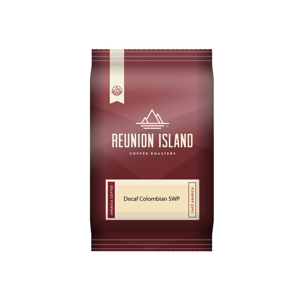 Reunion Island Decaffeinated Colombian Fraction Pack