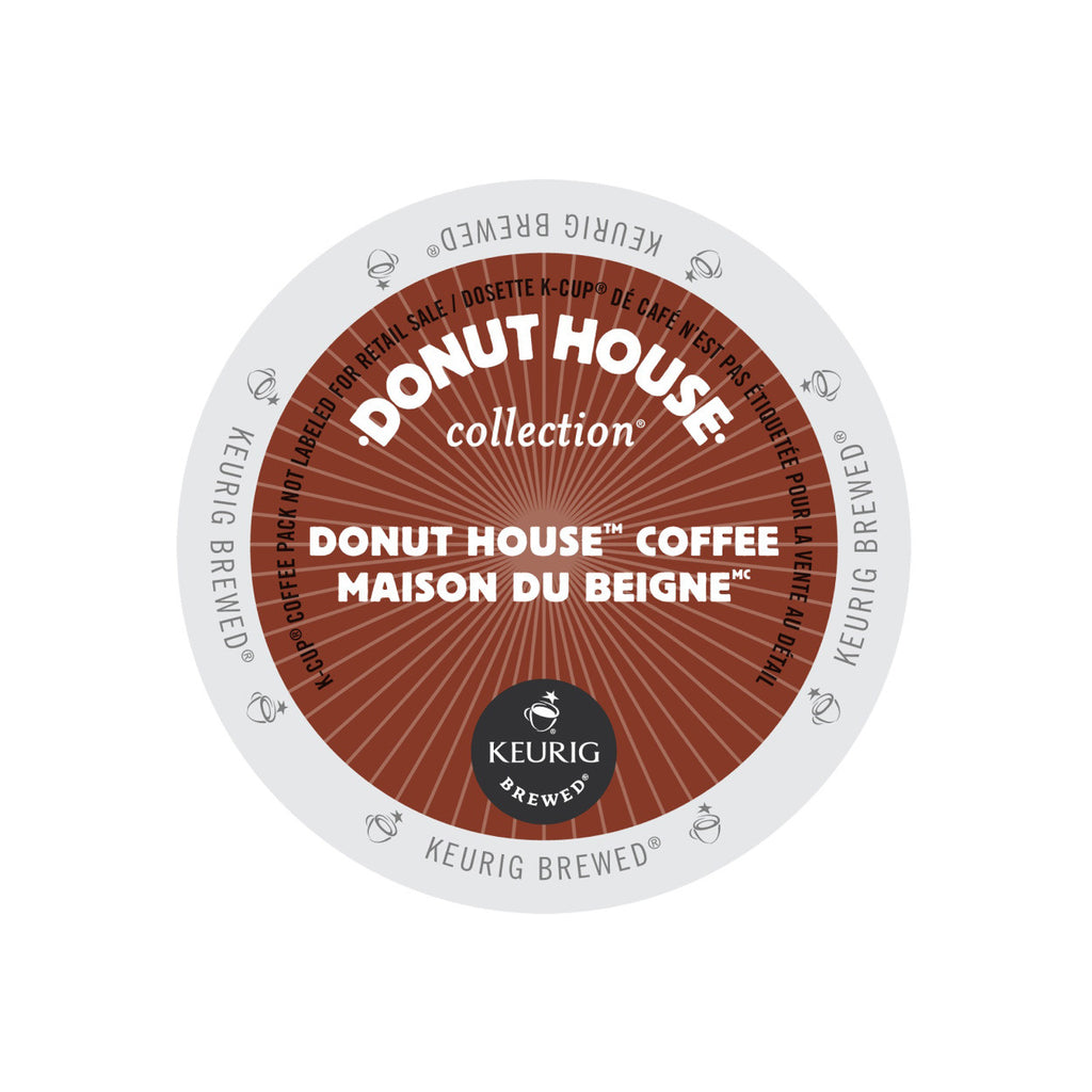 Donut House Collection: Donut House K-Cup® Pods